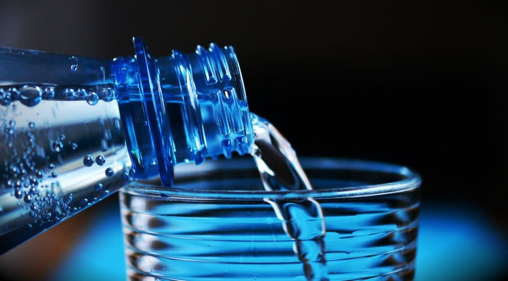 сколько пить воды на пп
