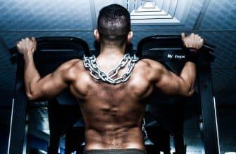 ПП для набора мышечной массы