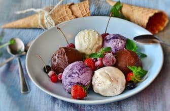 Можно ли есть мороженное на правильном питании: какое выбрать, когда есть