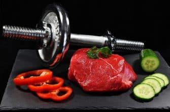 Правильное питание для спортсменов: рацион, меню на неделю