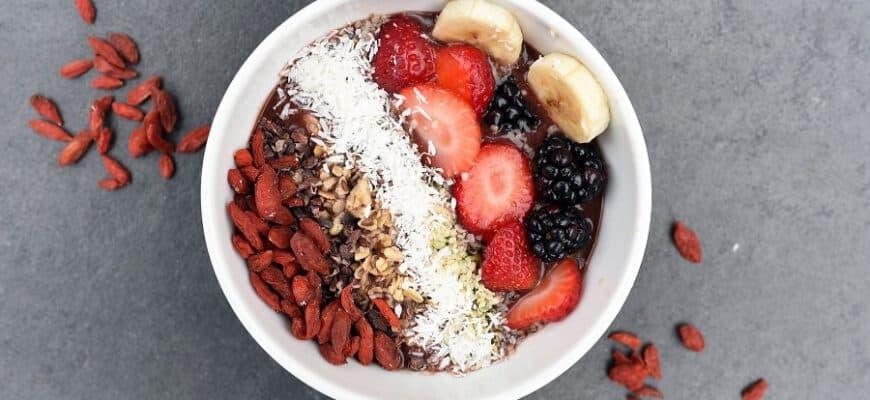 Что есть на правильном питании на завтрак: меню, рацион