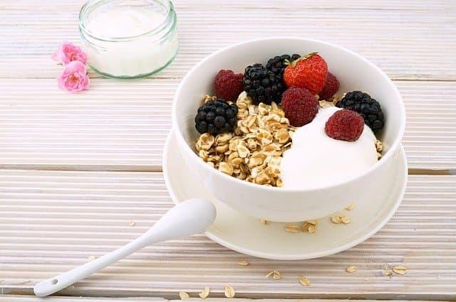 Какие продукты можно есть на ПП завтрак