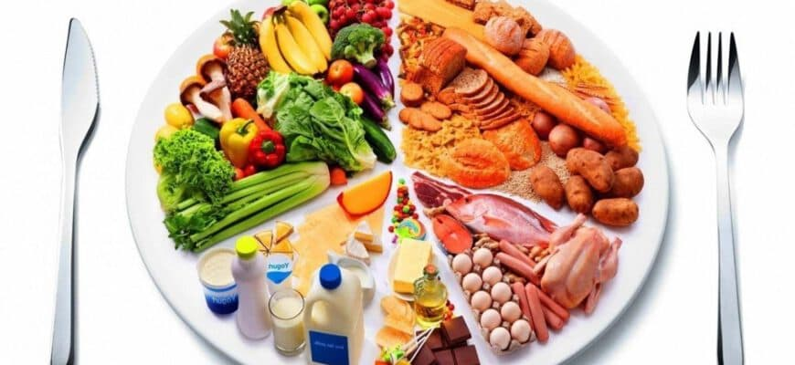 что такое правильное питание