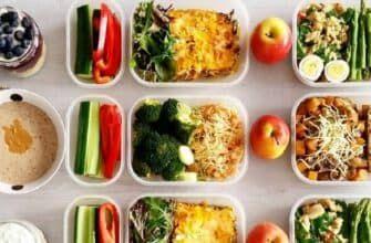 ужины на правильном питании